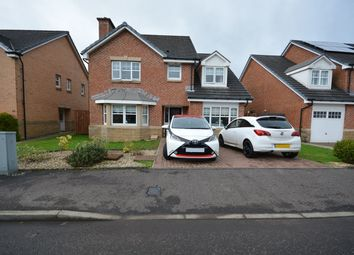 Thumbnail 4 bedroom detached house for sale in Cambuskeith Drive, Kilmarnock