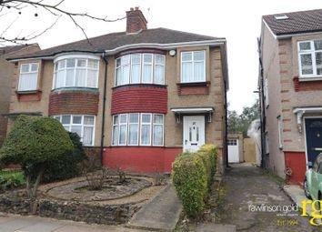 Shaftesbury Avenue, South Harrow, Harrow HA2. 3 bed semi-detached house for sale