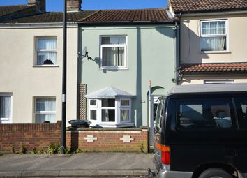 Thumbnail 1 bed terraced house to rent in Cambridge Road, Lowestoft, Suffolk