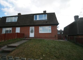Thumbnail 3 bedroom semi-detached house to rent in Yew Place, Chesterton, Newcastle Under Lyme