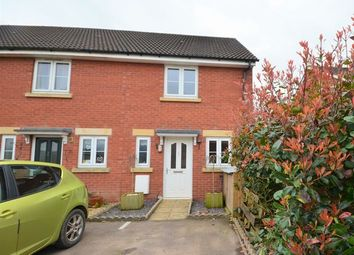 Thumbnail 2 bedroom end terrace house for sale in Cannington Road, Witheridge, Tiverton