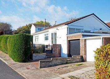 Thumbnail 3 bed semi-detached bungalow for sale in Highfield Close, Dinas Powys
