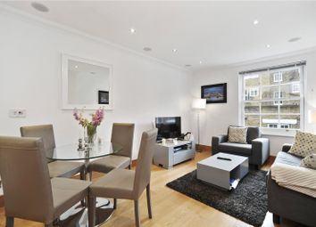 Thumbnail 1 bedroom flat for sale in Durweston Street, London