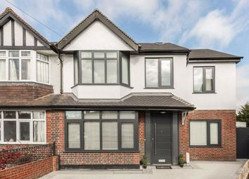 Thumbnail 4 bed semi-detached house for sale in Malvern Close, Surbiton
