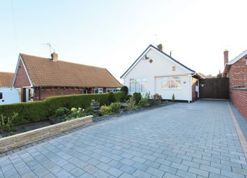 Thumbnail 2 bed bungalow for sale in Redland Close, Chilwell, Nottingham