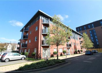 Thumbnail 2 bed flat for sale in Hever Hall, Conisbrough Keep, Coventry, West Midlands