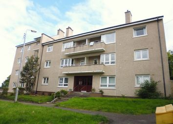 Thumbnail 2 bed flat to rent in Barrmill Road, Thornliebank, Glasgow