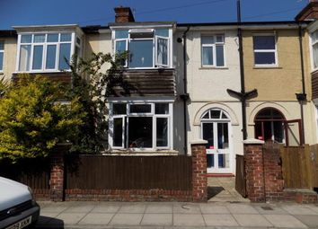 Thumbnail 3 bed terraced house for sale in Fernhurst Road, Southsea, Hampshire