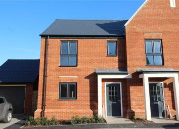 Thumbnail 3 bed semi-detached house for sale in Guthrie Way, Wellesley, Aldershot