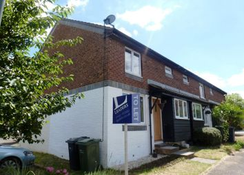 Thumbnail 1 bed end terrace house to rent in Colburn Crescent, Burpham, Guildford
