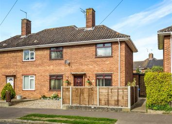 Thumbnail 3 bedroom semi-detached house for sale in Buckingham Road, Norwich