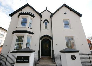 Thumbnail 2 bedroom flat to rent in Flat 4 Buckland House, Avenue Road, Leamington Spa