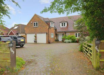 Thumbnail 5 bedroom detached house for sale in Park Street Lane, Park Street, St Albans, Hertfordshire