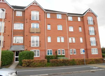 Thumbnail 2 bed flat for sale in Beames House, Harrison Drive, Crewe, Cheshire