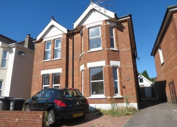 Thumbnail 4 bed maisonette to rent in Alma Road, Winton, Bournemouth