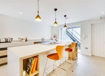 Thumbnail 4 bed terraced house to rent in Danbury Street, London