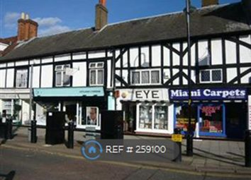 Thumbnail 2 bed flat to rent in High St, Hoddesdon