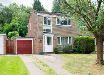 Thumbnail 3 bed semi-detached house for sale in Rocks Park Road, Uckfield