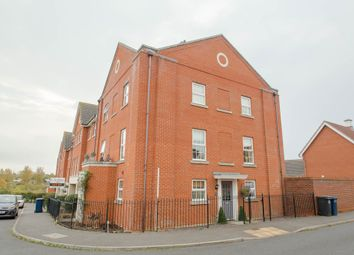 Thumbnail 3 bed town house for sale in Chapelwent Road, Haverhill