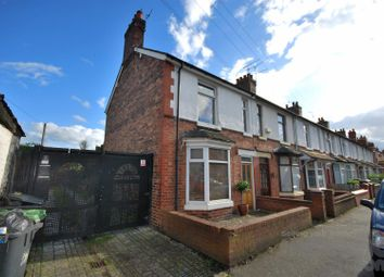 Thumbnail 3 bed end terrace house for sale in Laura Street, Crewe