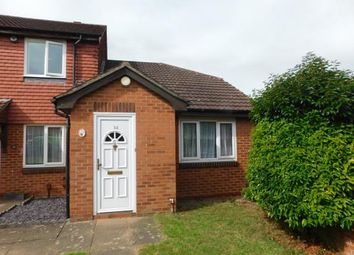 Thumbnail 1 bed end terrace house for sale in Ravens Dane Close, Downswood, Maidstone, Kent