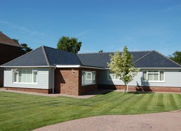 Thumbnail 4 bedroom detached bungalow for sale in Shaw Valley Road, Martlesham, Woodbridge