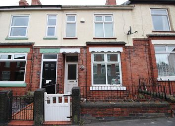 Thumbnail 2 bed terraced house for sale in Well Street, Biddulph, Staffordshire