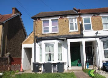 Thumbnail 1 bed flat to rent in Bensham Manor Road, Thornton Heath, Surrey