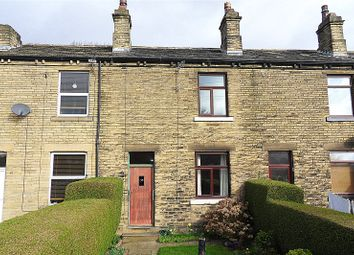 Thumbnail 2 bed terraced house for sale in Pratt Lane, Mirfield, West Yorkshire