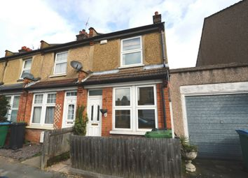 Thumbnail 2 bed end terrace house to rent in Cecil Street, North Watford