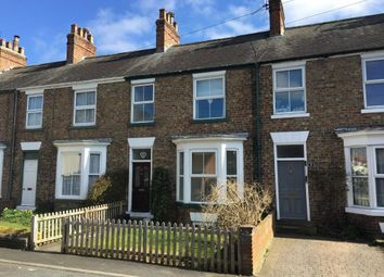 Thumbnail 4 bedroom terraced house for sale in Gladstone Terrace, Ripon