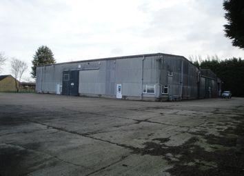Thumbnail Light industrial for sale in Anchor Road, Terrington St Clement, Kings Lynn, Norfolk