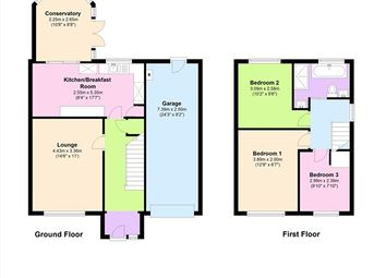 Thumbnail 3 bed property for sale in Mulberry Way, Barrow In Furness