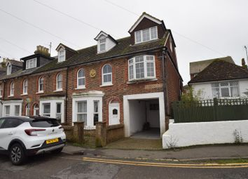 Thumbnail 1 bed flat for sale in Richmond Road, Pevensey Bay, Pevensey