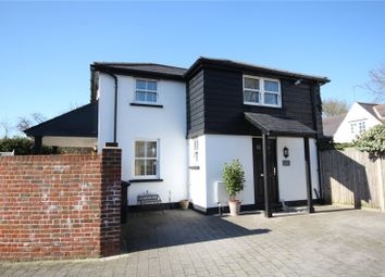 Thumbnail 2 bed detached house for sale in Willow Walk, Chertsey, Surrey