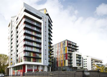 Thumbnail 1 bed flat for sale in Sky Apartments, Homerton Road, London