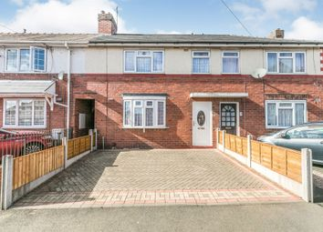 3 bed terraced house for sale in Northgate, Cradley Heath B64