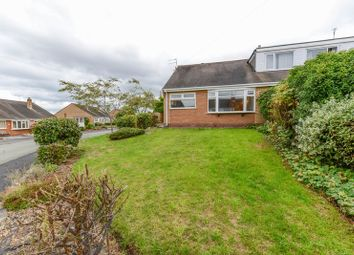 Thumbnail 2 bed semi-detached bungalow to rent in Eagle Crescent, Eccleshall, Stafford