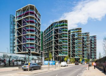 Thumbnail 1 bed flat to rent in Riverlight Battersea, London
