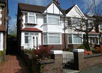 Thumbnail 3 bed semi-detached house for sale in St Georges Park, Wallasey, Wirral
