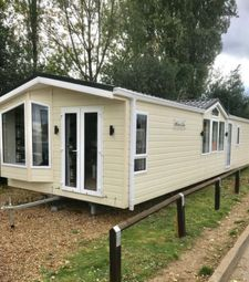 Thumbnail 2 bedroom lodge for sale in Billing Aquadrome Holiday Park, Northampton, Northamptonshire