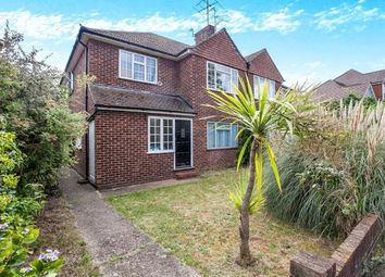 Thumbnail 2 bed maisonette for sale in Byfleet, Surrey