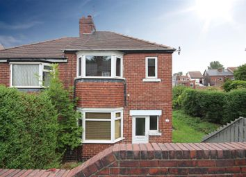 Thumbnail 3 bed semi-detached house for sale in Dovercourt Road, Sheffield