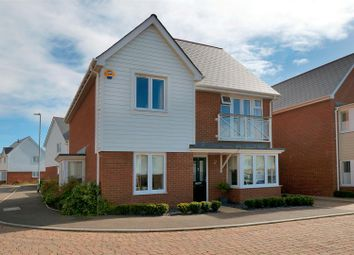 4 bed detached house for sale in Barrow Hill Close, Snodland ME6