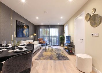Thumbnail 1 bed flat for sale in Buckhold Road, Wandsworth, London