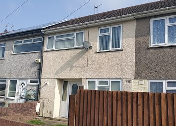 Thumbnail 4 bed terraced house to rent in Elm Drive, Risca, Newport