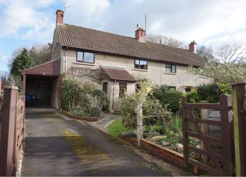Thumbnail 3 bed semi-detached house for sale in Woodcroft, Bishop Sutton