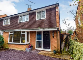 Thumbnail 4 bed semi-detached house for sale in Hambro Close, East Hyde, Luton