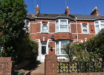 Thumbnail 3 bed terraced house for sale in Exwick Road, Exwick, Exeter