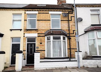 Thumbnail 3 bed terraced house for sale in Aberystwyth Crescent, Barry